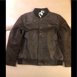Sf Superlative Fashion Jackets Coats Leather Jacket Poshmark